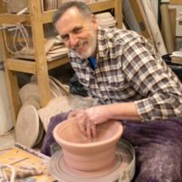 Master Potter Dan Barnett