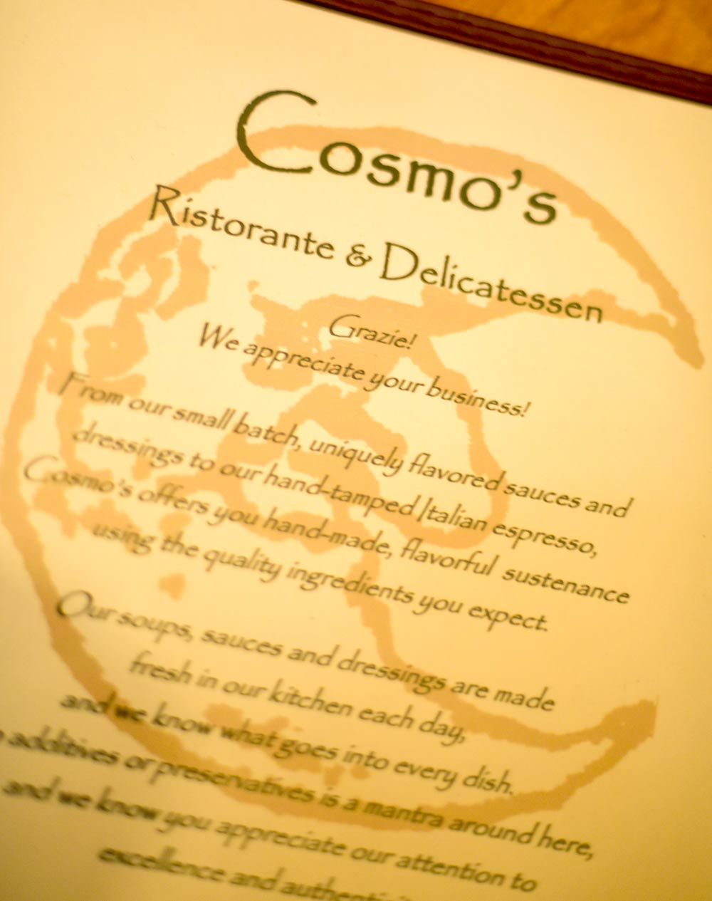 Wsmag Net Cosmo S Delicious Family Style Italian Food Featured Food Entertainment January 21 2019 Westsound Magazine