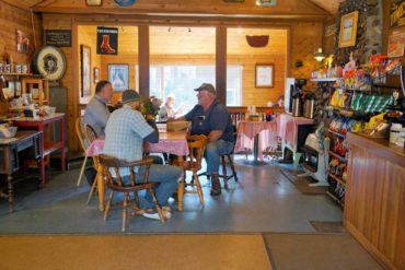 Indianola Country Store coffee group