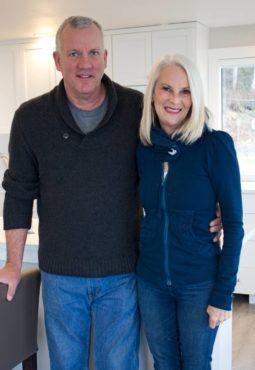 Joe and Cheryl Falk
