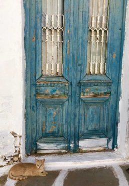 Peace and quiet in Antiparos Village