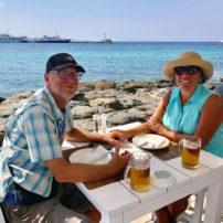 Lunch on Mykonos