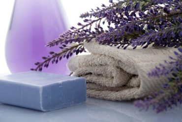 lavender cleaning