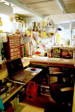 Paul Cox's office