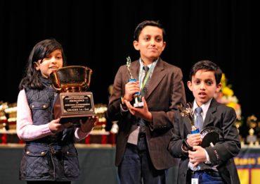 Rewarding students with awards