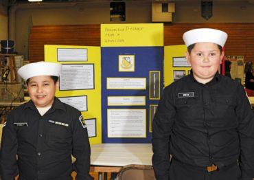 Navy League — naval sea cadets