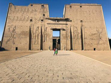 Horus Temple at Edfu