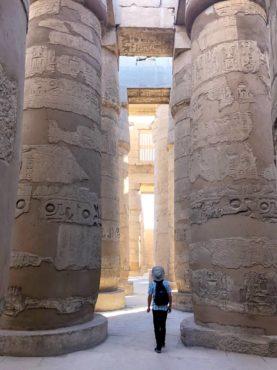Hypostyle Hall, Karnak Temple