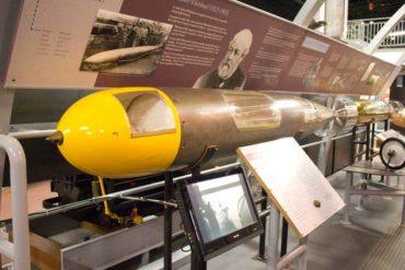 Whitehead torpedo