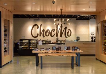 ChocMo Chocolatier and Cafe offers great food, chocolates and coffees.