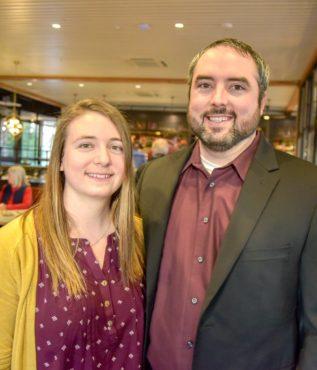 Kerri and Peter Crabtree