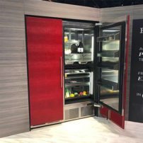 30-inch refrigerator tower by Perlick