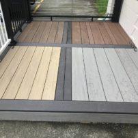 TimberTech/Azek composite decking