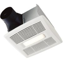 Broan Flex DC LED bath fan