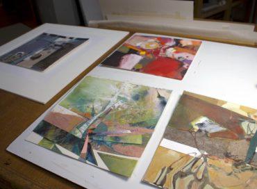 Works in progress for Gig Harbor garden tour
