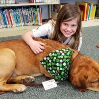 Tutors with Tails Reading Program