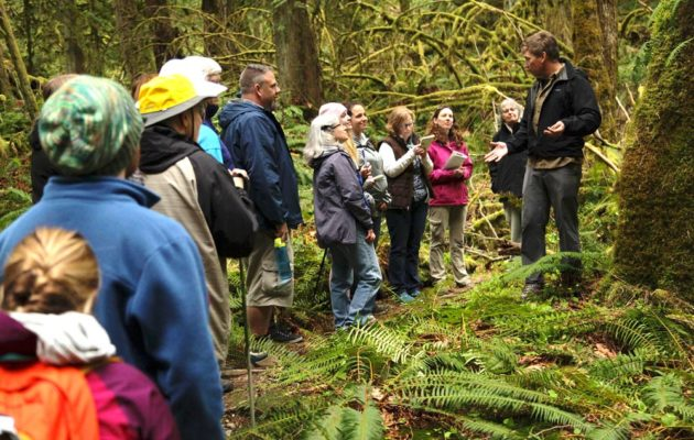 WSU Wild Food Exploration and Cooking Demonstration