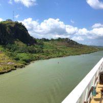 Approaching Culebra Cut