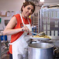 Iranian cooking class
