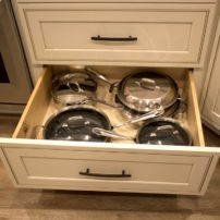 All-Clad drawer