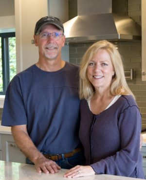 Kevin and Cheri McCorkle