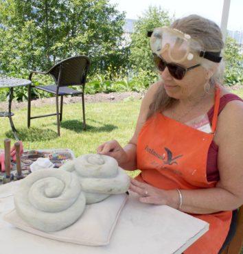 Northwest Stone Sculptors Symposium