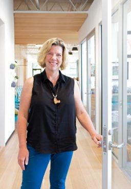 Nancy Bos at Vibe Coworks