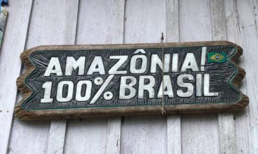 Amazonia proud, many products available
