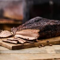 Classic Smoked Beef Brisket