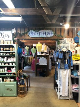 The Beach Basket Clothing Store