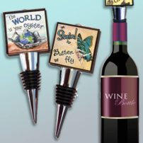 IDIOM WINE STOPPERS