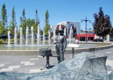 Puget Sound Naval Shipyard Memorial Plaza