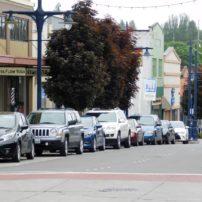 Parking in Bremerton