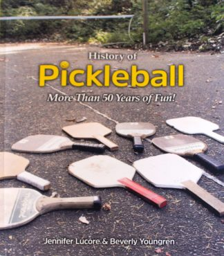 Book: History of Pickleball