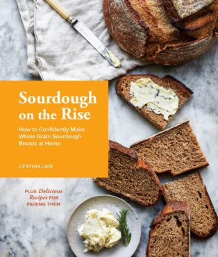 Book - Sourdough on the Rise
