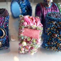 Three-Dimensional Beaded Treasures