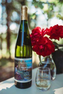 Perennial Vintners produces a delicious Melon de Bourgogne. (Photo courtesy Brooke Huffman)