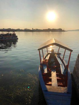 Lake Petenitza Flores