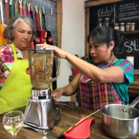 La Tortialla Cooking School in Antigua