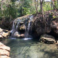 El Paraiso — sulfer springs agua caliente