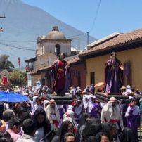 Semana Santa Parade Antigua