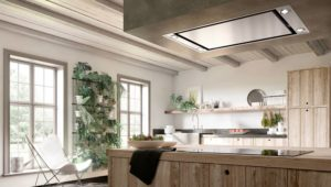 Stratus in-line ventilation by Faber