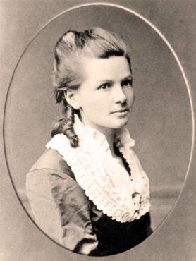 Bertha Benz around 1870