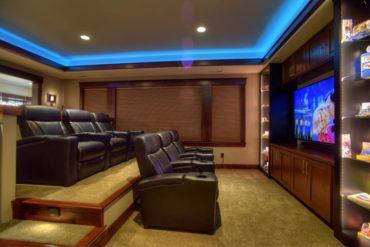 Family Media Room