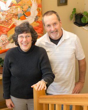 Theresa and Steve Erickson