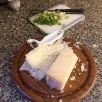 Swiss-Style Steamed Cauliflower