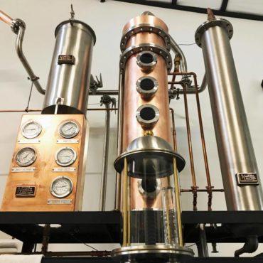 Highside Distillery distiller