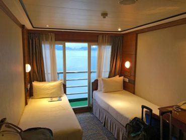 Standard room, MV Sophia