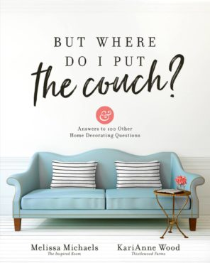 Book: But Where do I Put the Couch?