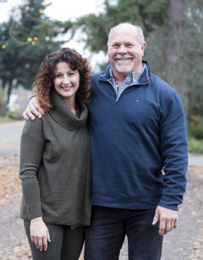 Nicole and Craig Downey